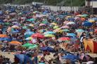 Police faced 'incredible' demand as huge crowds flocked to Bournemouth beach over summer