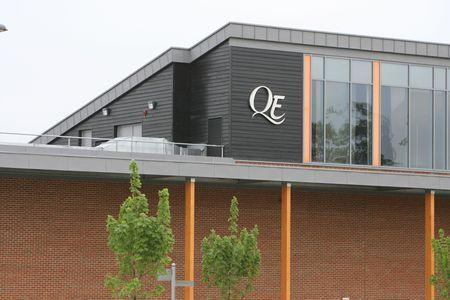 QE School is closed due to a gas leak