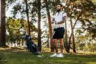 Harry Shaw launches business The Tattooed Golf Coach to encourage more people to play golf