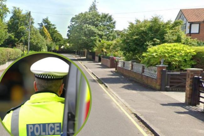 Police are investigating a series of burglaries in the Talbot Woods area of Bournemouth