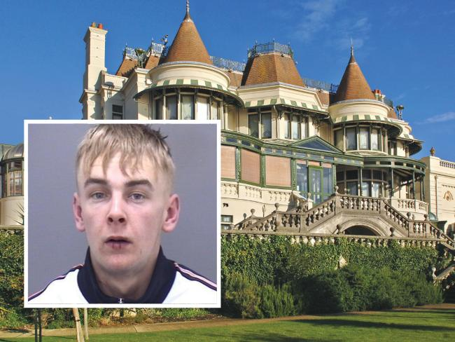 Man who tried to steal lead from Russell-Cotes Museum in Bournemouth is jailed
