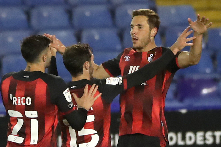 Cherries on top as Dan Gosling bags a brace to see off Coventry