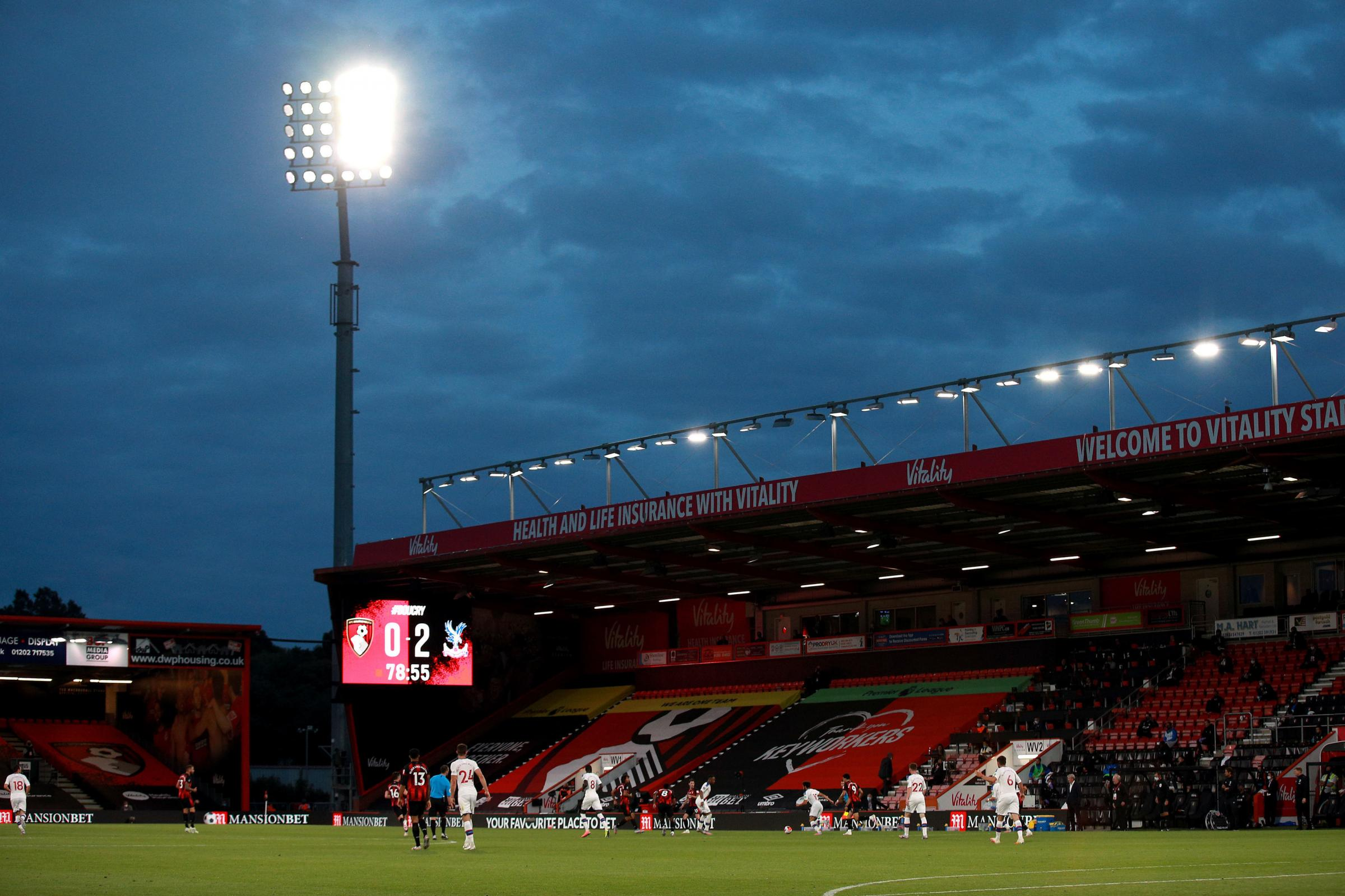English football's governing bodies call for clarity over return of supporters