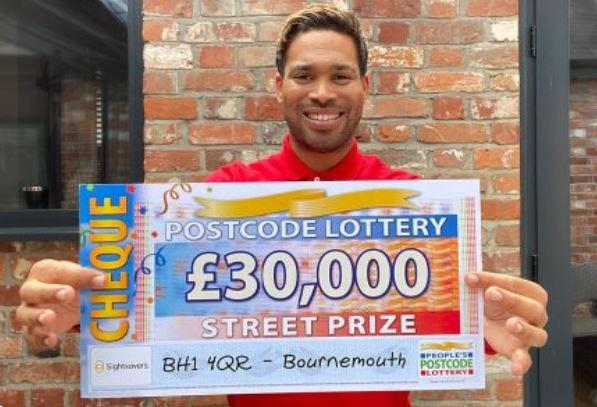 Have you missed out on a share of Bournemouth's £195k with the postcode lottery?