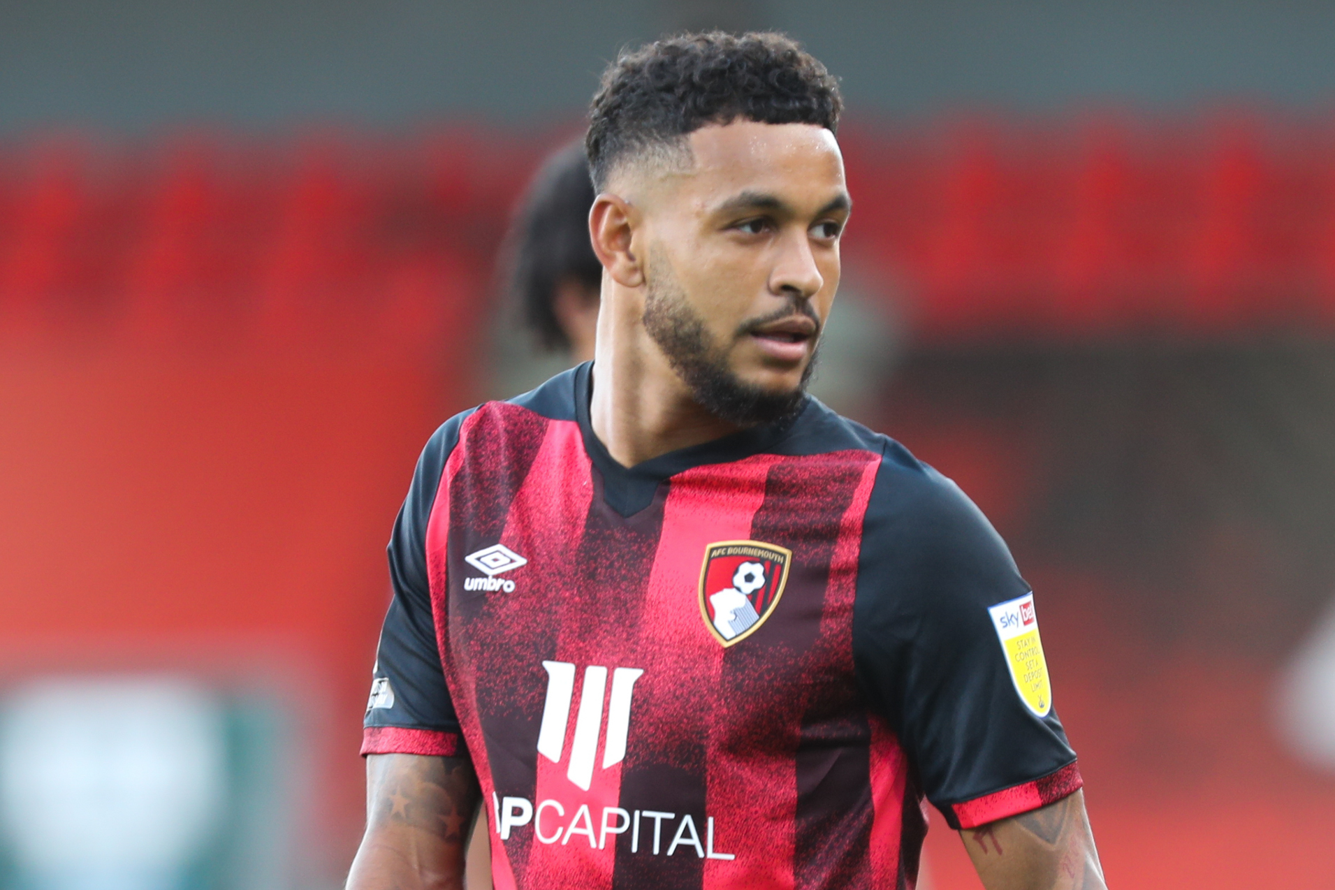 Joshua King: It's been the worst two months of my life