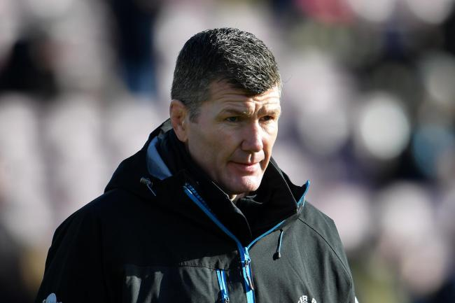 Exeter rugby director Rob Baxter will oversee the club's first appearance in a European final