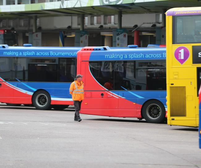 Bus companies have been challenged by the pandemic