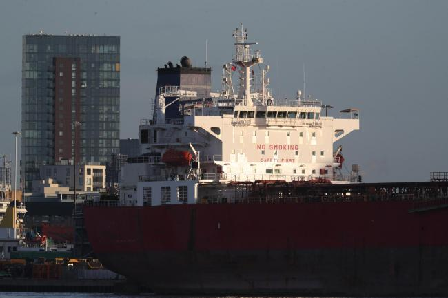 Nine minutes to secure tanker headed for Southampton: How forces detained stowaways