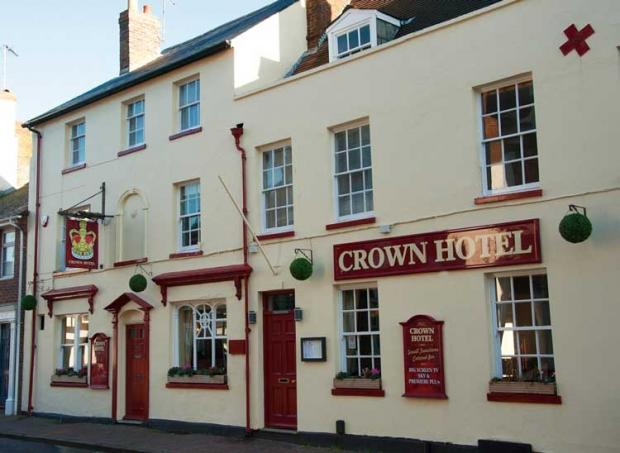 Bournemouth Echo: The Crown Hotel