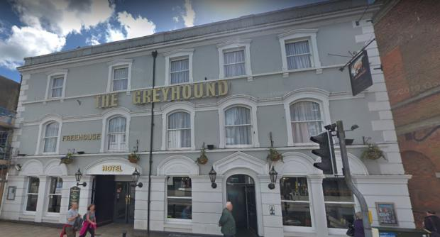 Bournemouth Echo: The Greyhound