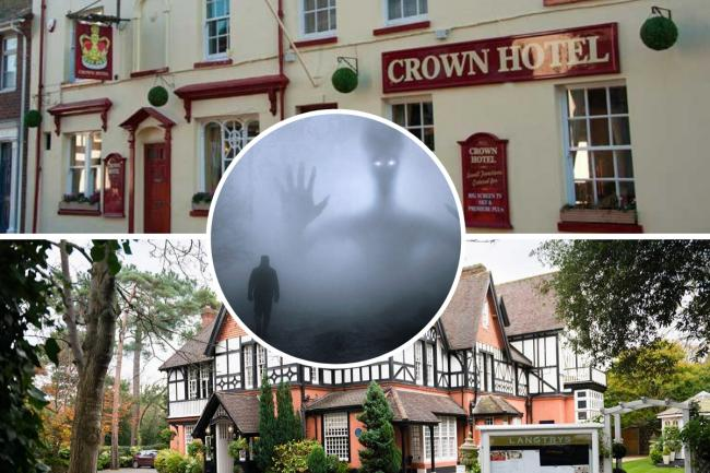 Five haunted hotels in Dorset