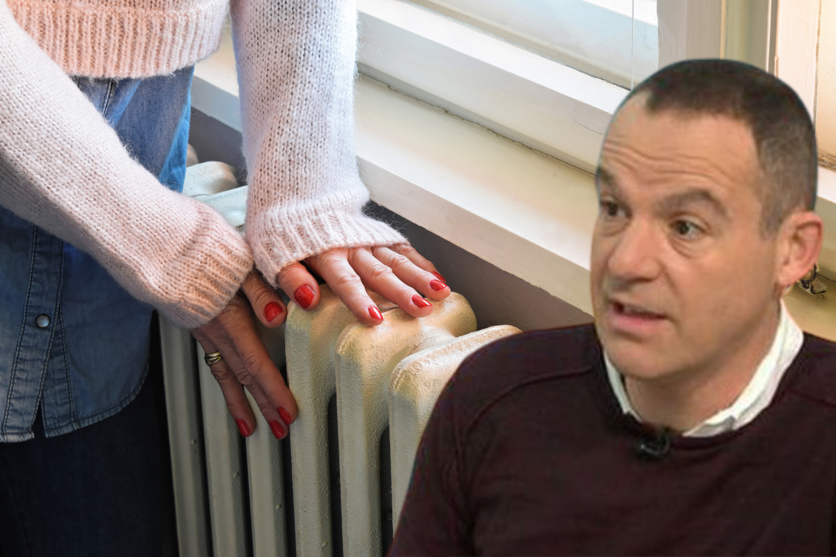 Martin Lewis explains why you should never leave the heating on low all day