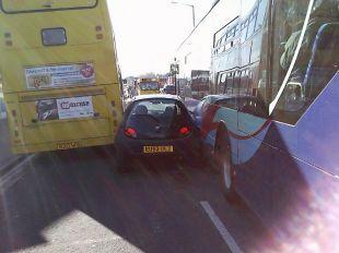 Daily Echo Bournemouth Car Crash