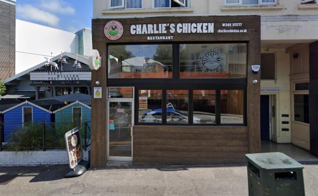 Charlie's Chicken in Exeter Road, Bournemouth. Picture: Google Maps/ Street View