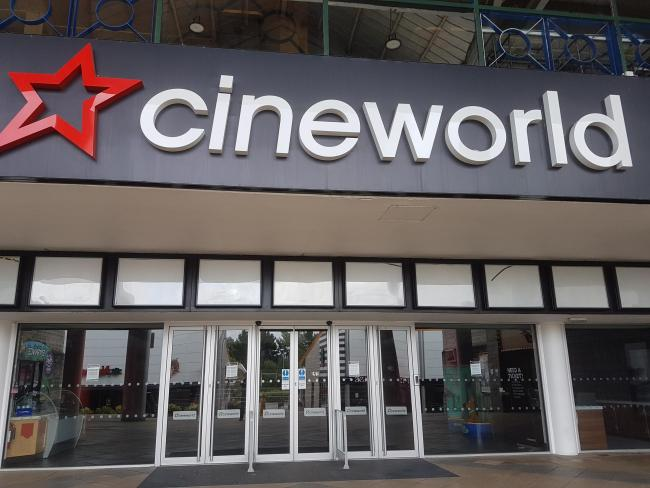 Cineworld in Poole