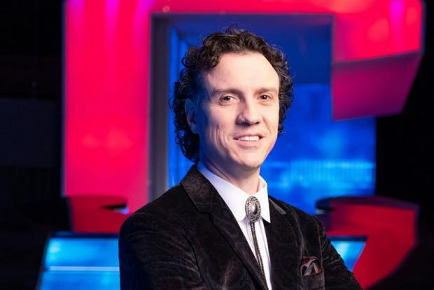 Bournemouth Echo: The new Chaser, Darragh 'The Menace' Ennis. Picture: ITV
