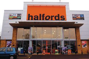 Bournemouth Echo: Picture: Halfords