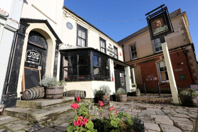 Ye Old George Inn in Christchurch has announced it will stay closed until the new year due to the coronavirus pandemic