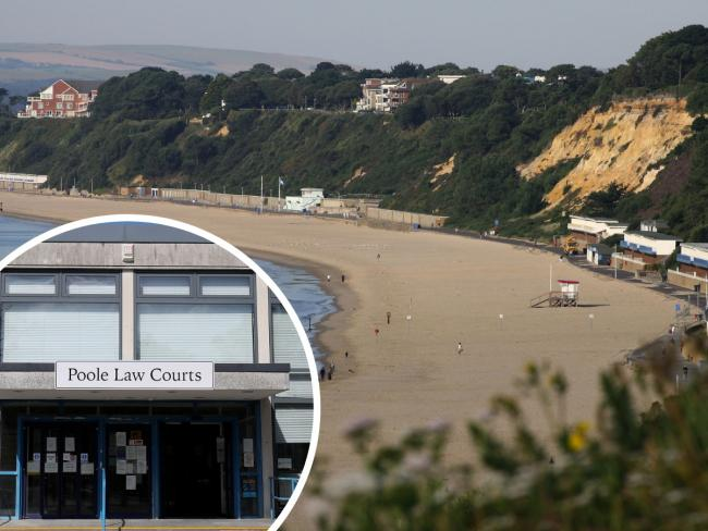 A teenage boy and a man are due in court in relation to an alleged assault at the seafront in Canford Cliffs