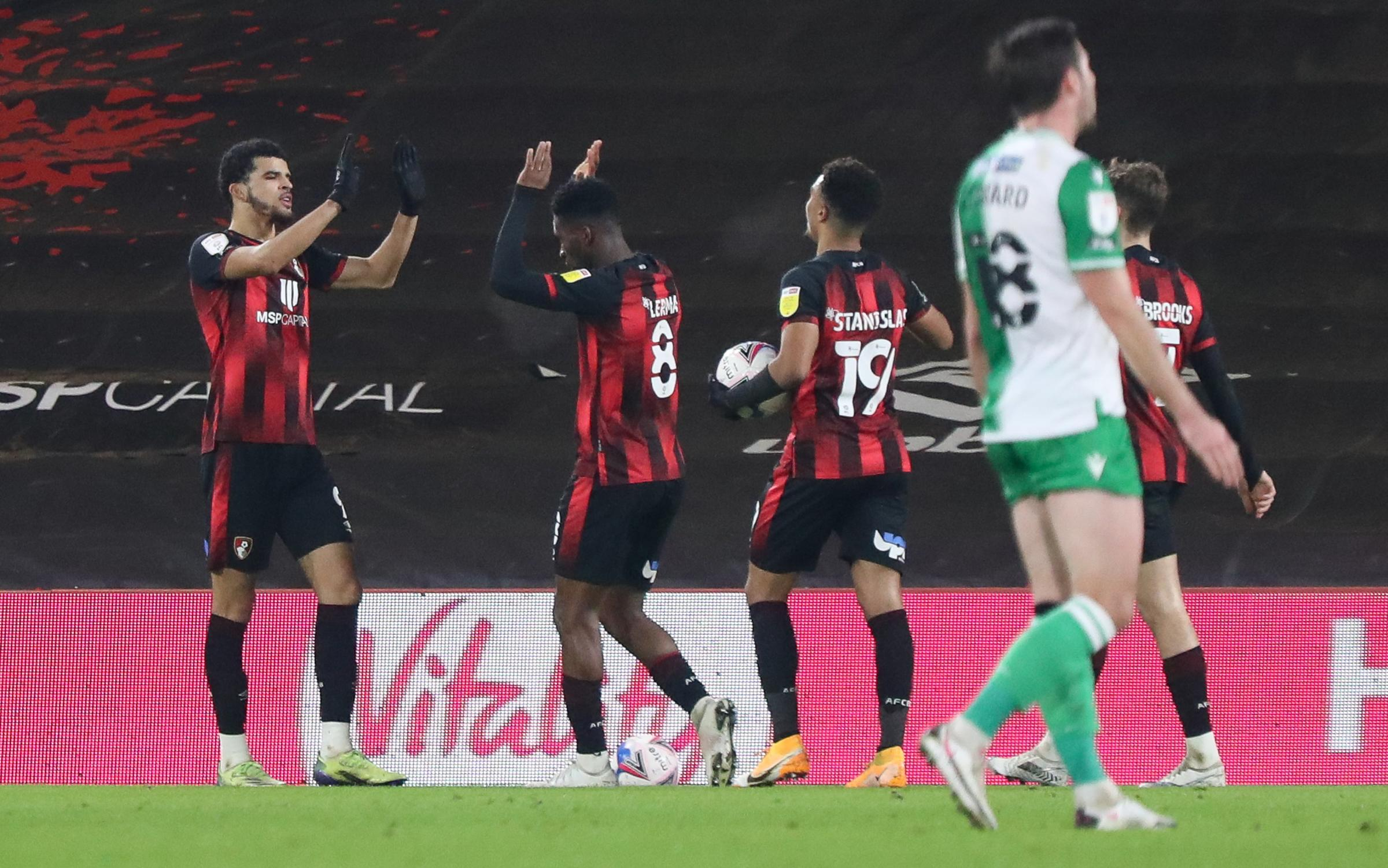 Tindall calls on Cherries players to curb goal celebrations