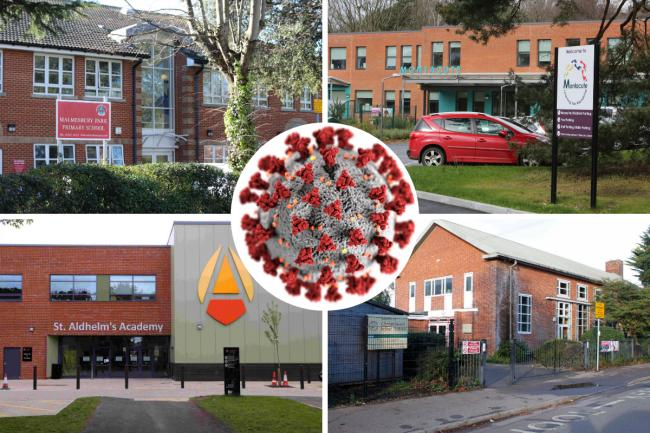 Covid strikes 19 schools leaving hundreds of vulnerable pupils and children of key workers at home
