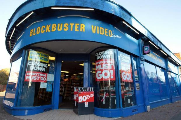 Bournemouth Echo: Blockbuster.