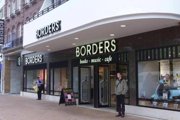 Bournemouth Echo: Borders.