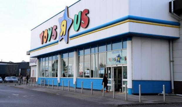 Bournemouth Echo: Toys R Us in Poole.