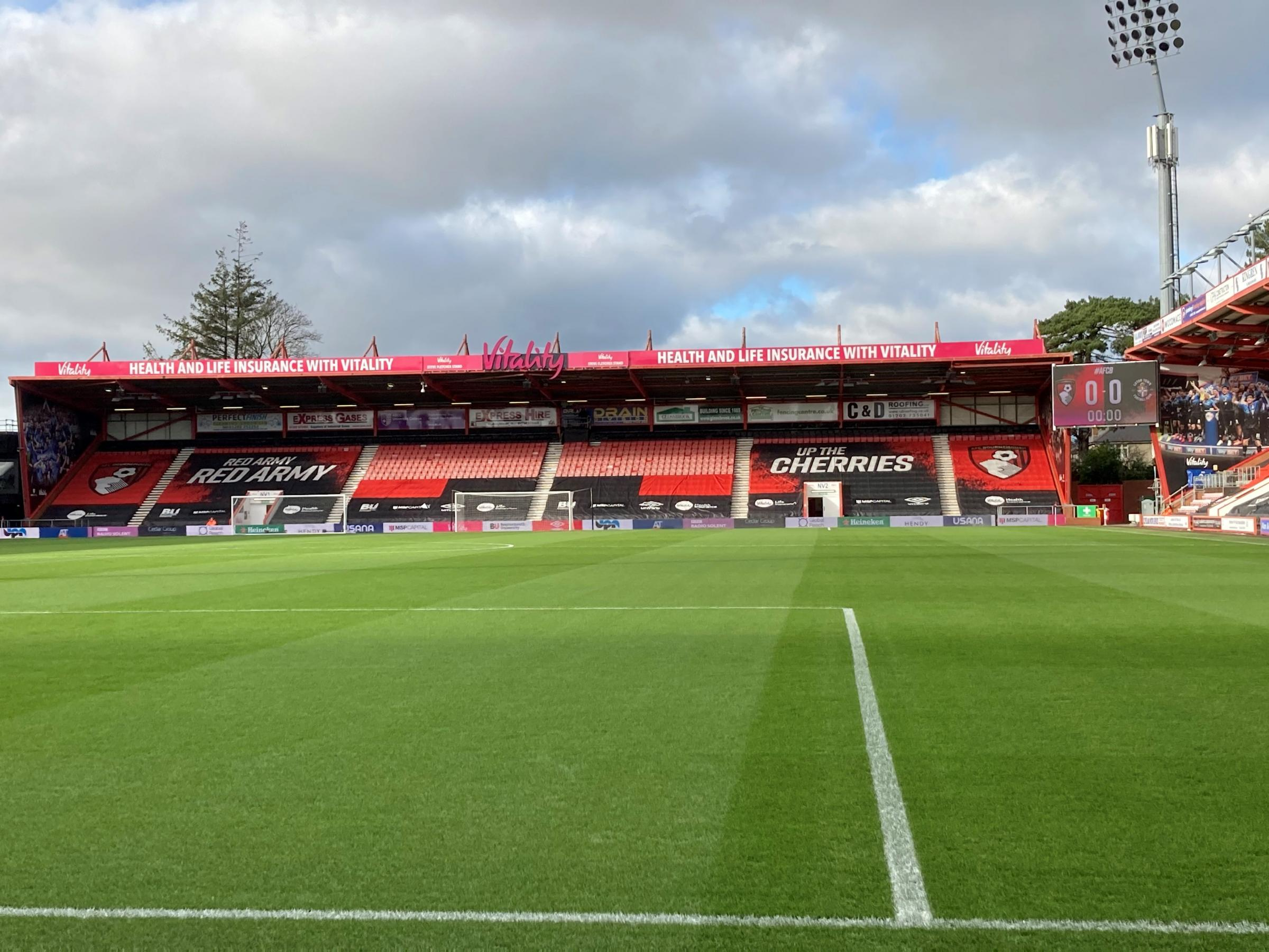 Championship: AFC Bournemouth v Luton - as it happened