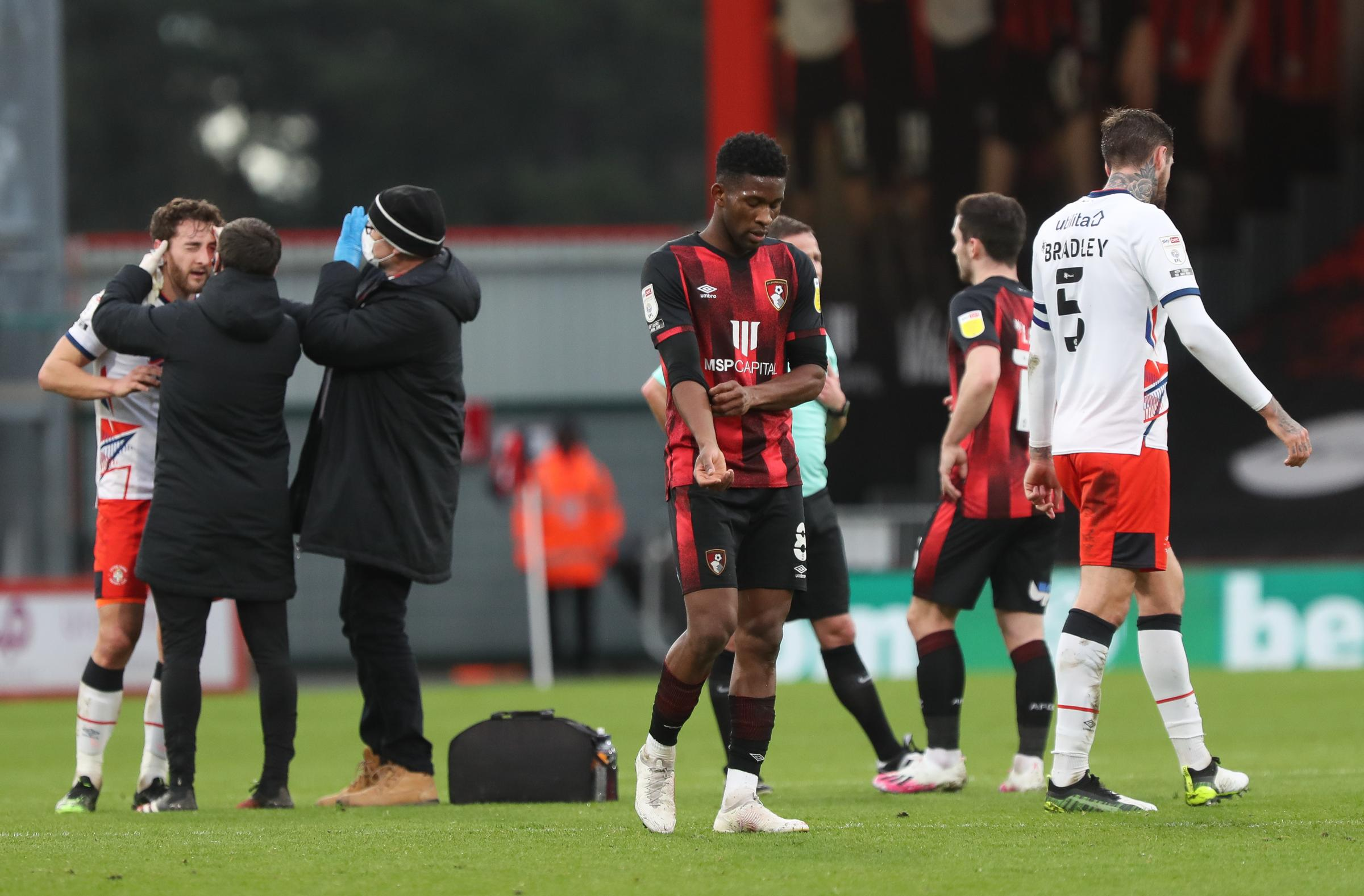 AFC Bournemouth lodge appeal against Jefferson Lerma red card