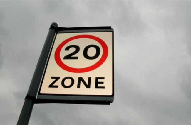 Letter to the Editor: Eyes on Broadstone 20mph speed limit plan