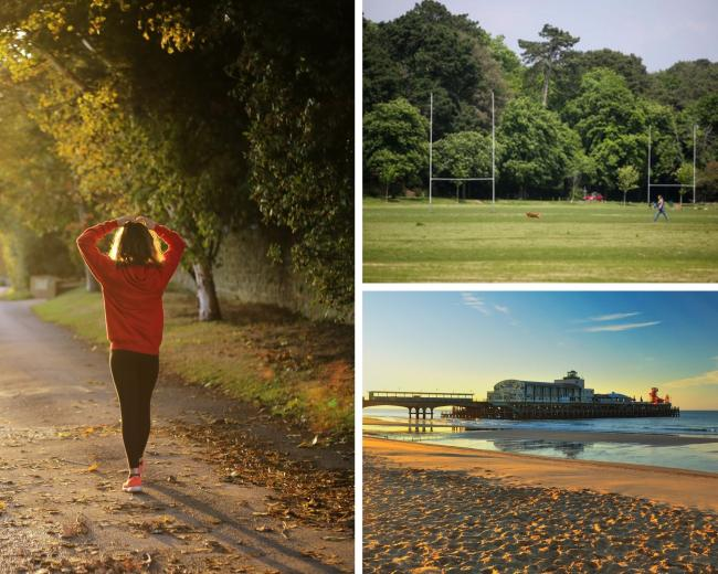 Bournemouth's 30-minute walks to enjoy without lockdown breaking rules