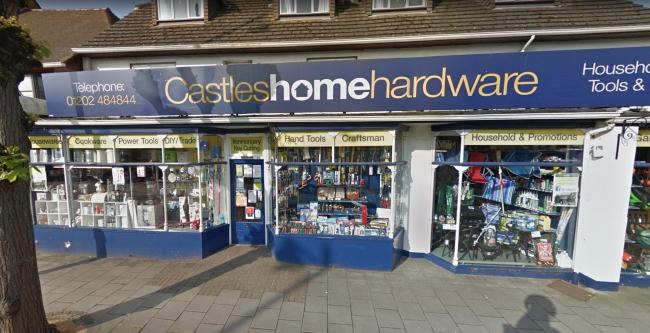 Castles Home Hardware have drop in trade after busy first lockdown