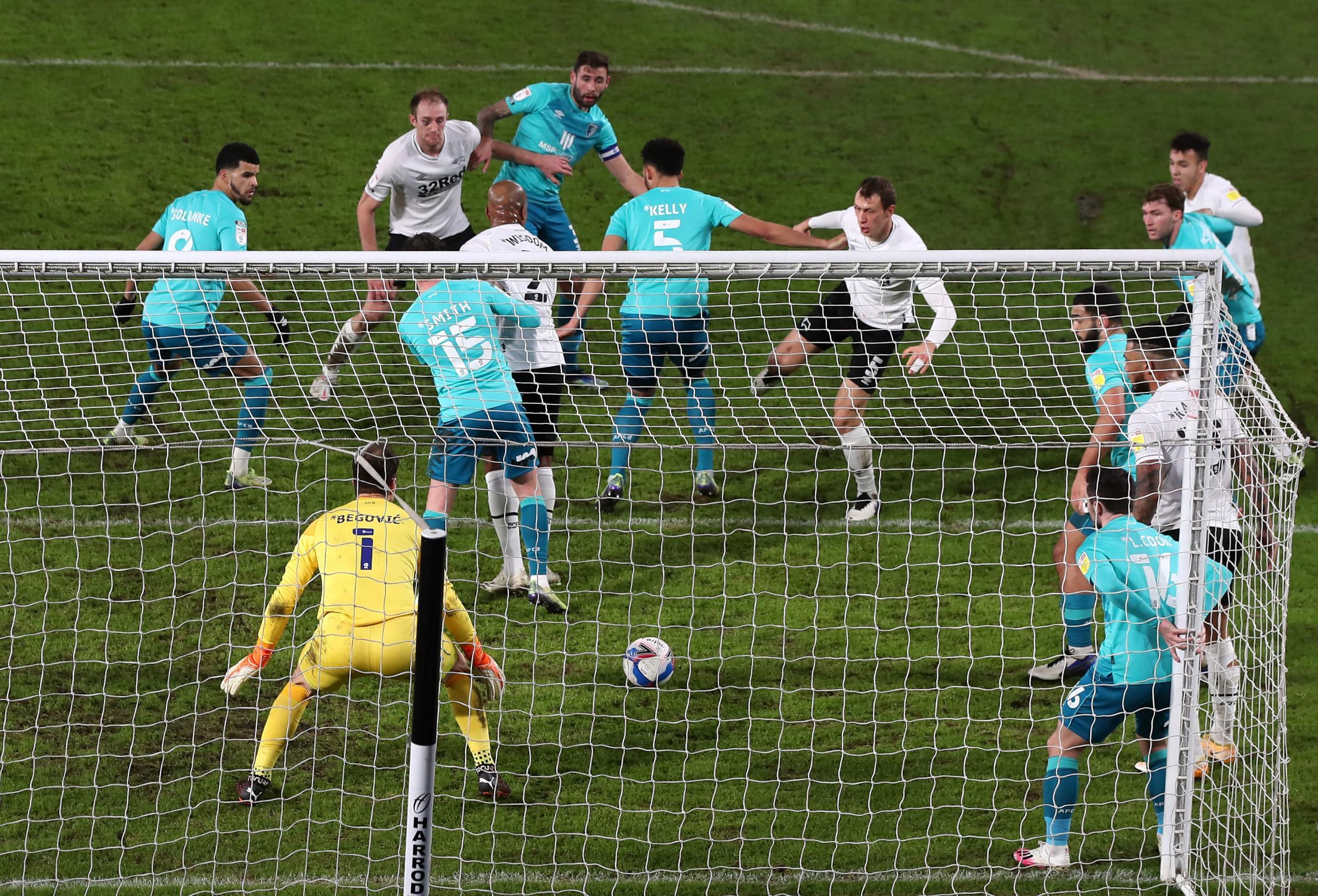Cherries rocked by Rooney's Rams in shock away defeat