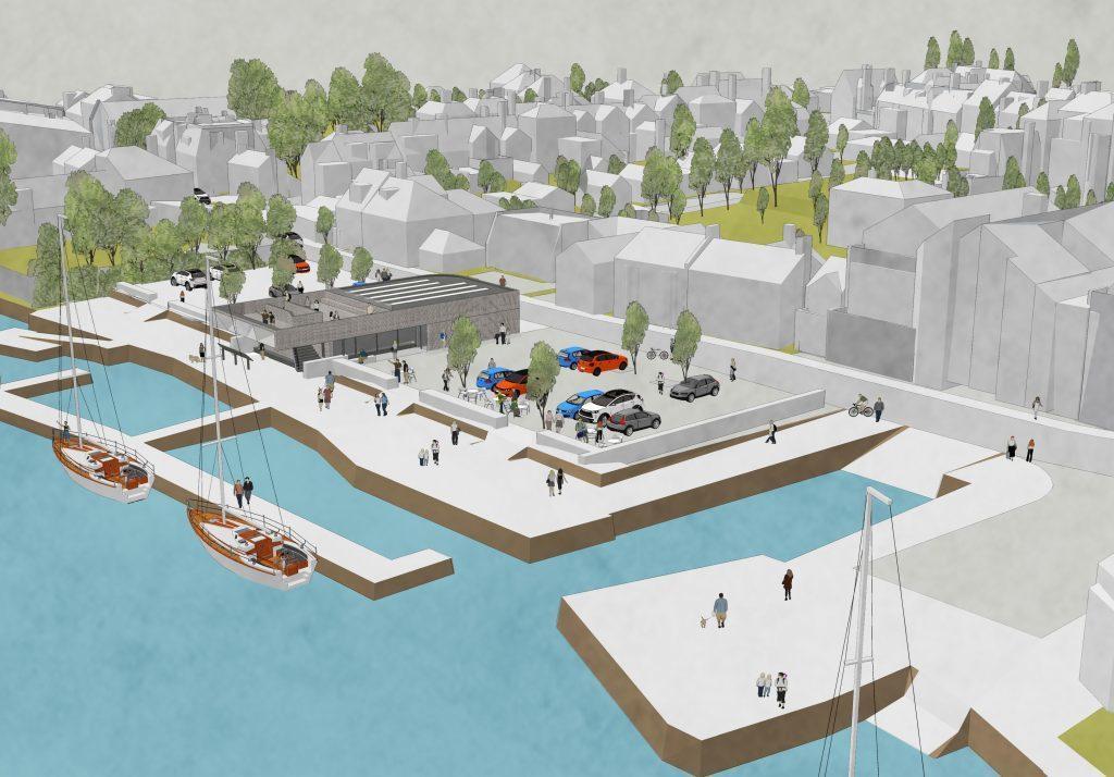 Lymington Quay needs 'sprucing up' after Covid delays upgrade