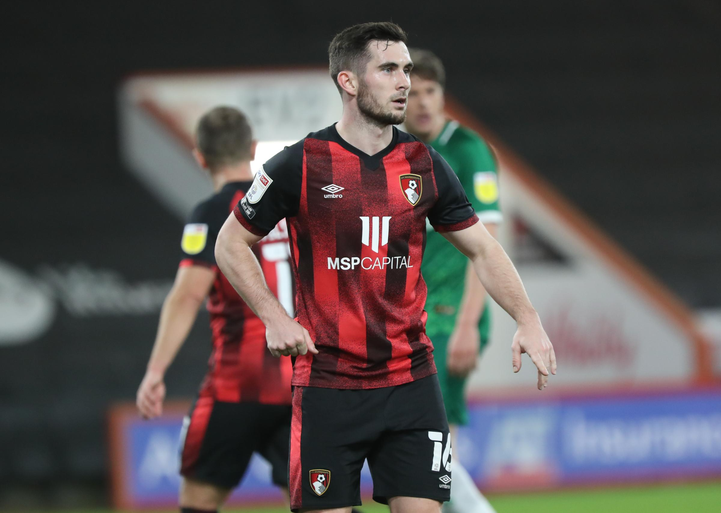 Lewis Cook and Mark Travers change Cherries squad numbers