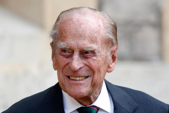 The Duke of Edinburgh