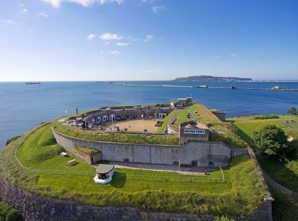 Nothe Fort is one of nine businesses so far to receive support from Dorset LEP