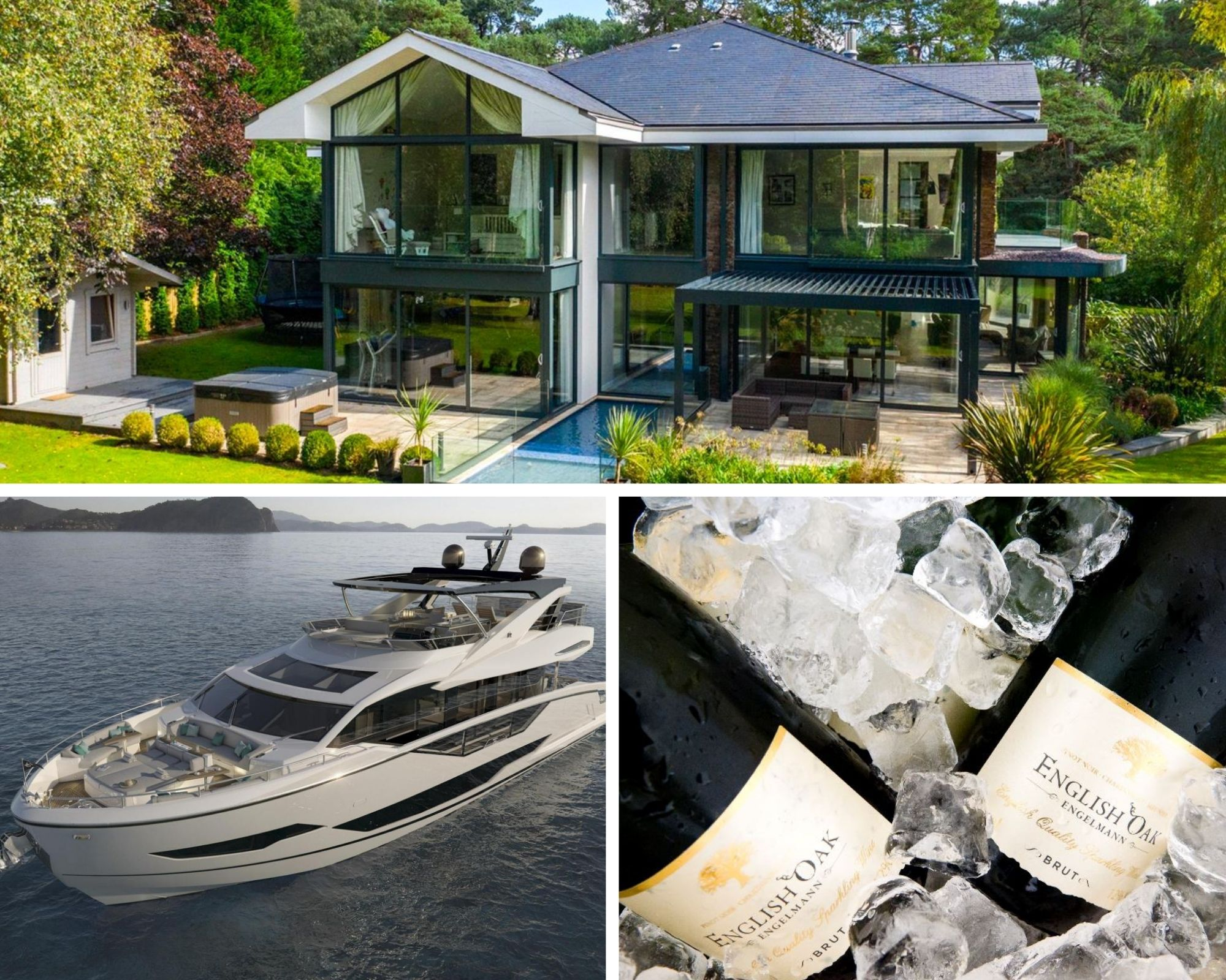 EuroMillions: The ultimate Dorset millionaires wish list