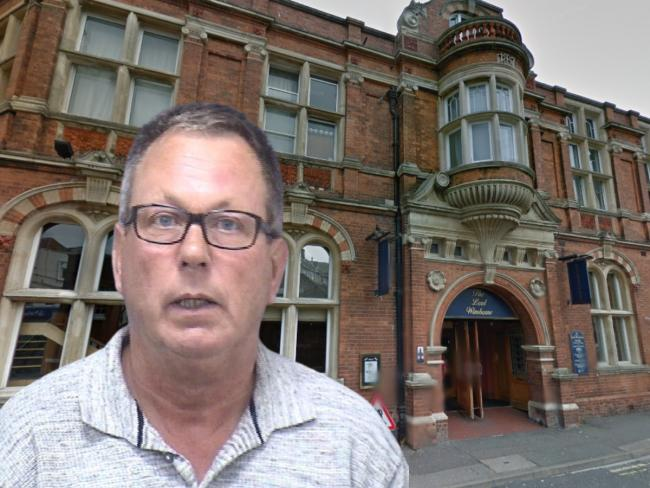 Mark Travers, 60 and of Darby's Lane, Poole, admitted committing a serious assault outside The Lord Wimborne pub in Poole. Main picture: Google Maps/ Street View