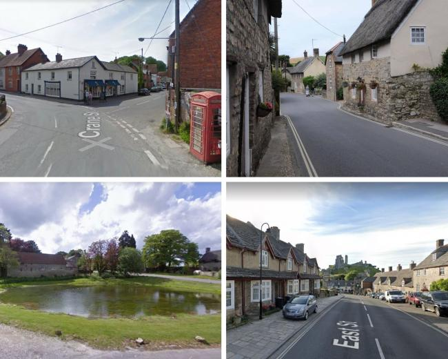 Some of the prettiest villages in Dorset.