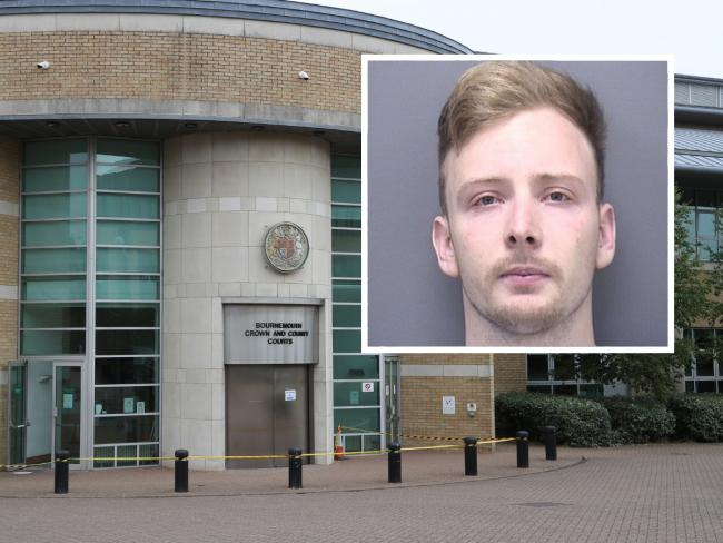 Man who raped woman while she slept in Bournemouth home is jailed for four years