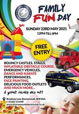 Bournemouth electric Family Fun Day