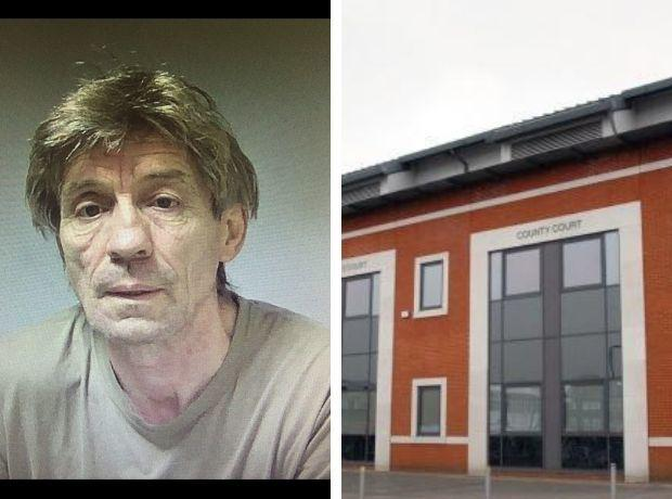PEST: Patrick Healy was made subject to a criminal behaviour order at Kidderminster