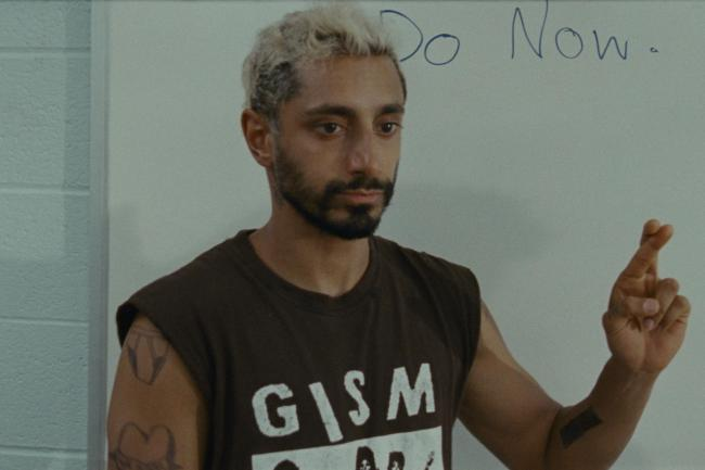 Riz Ahmed explains his casting in deaf role in Oscar-nominated Sound Of Metal
