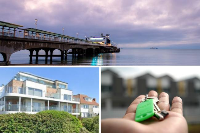 Bournemouth ranks in top places for seaside property