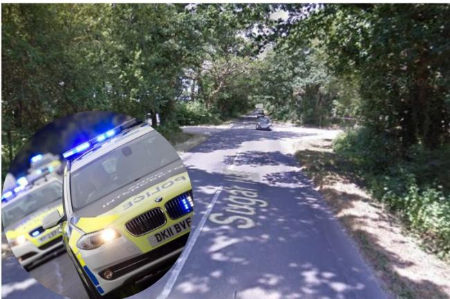 Poole man airlifted to hospital  after A35 crash near Bere Regis