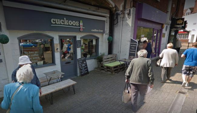 Cuckoos in Christchurch. Picture: Google Street View.