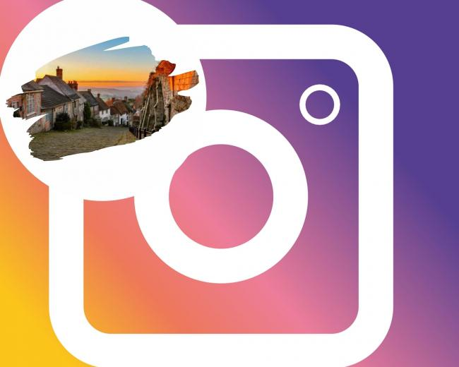 Dorset road crowned as one of the most 'Instagrammable' locations in the country