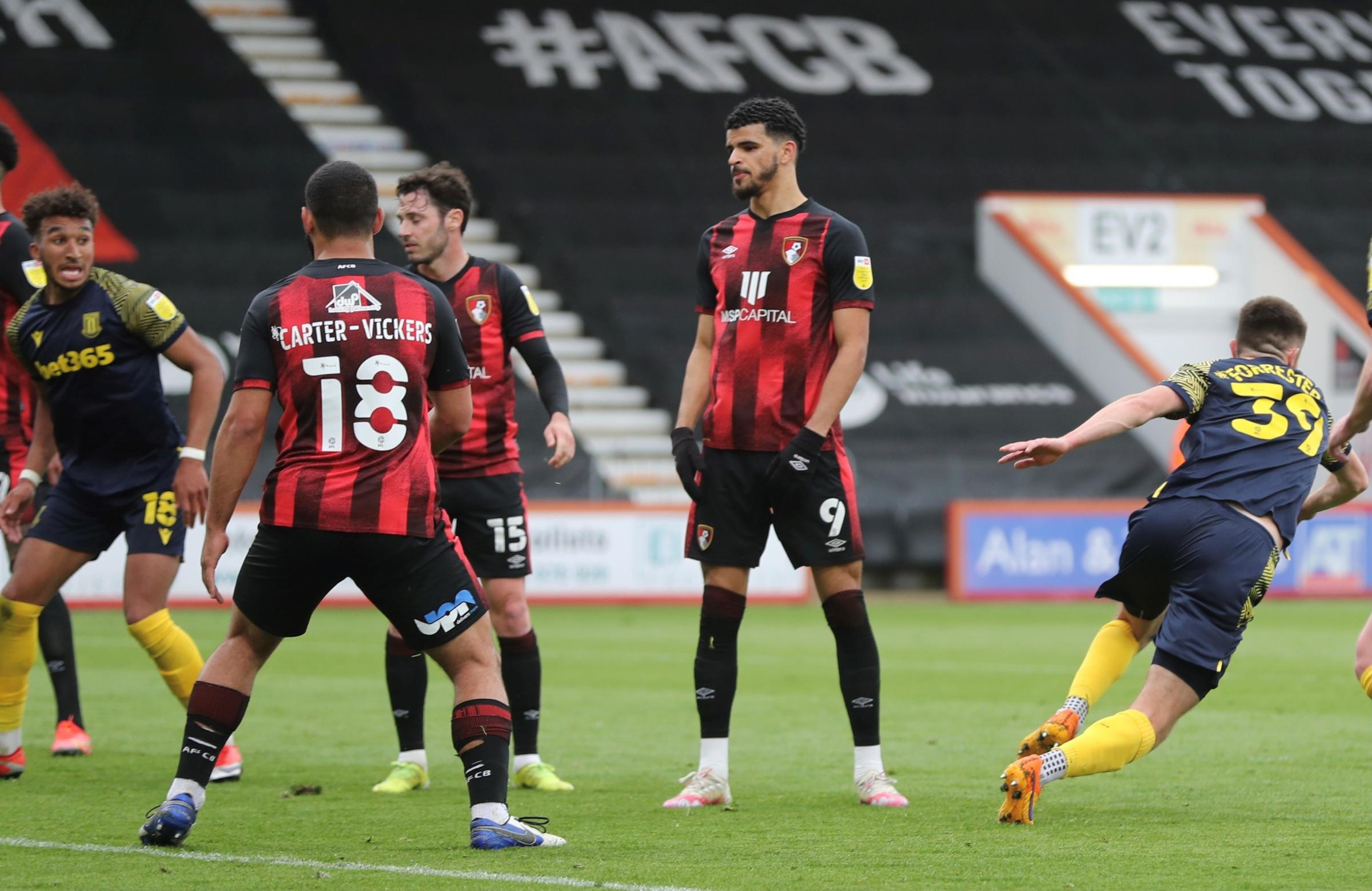Cherries slip to sixth with final-day defeat to Stoke – setting up Brentford play-off clash